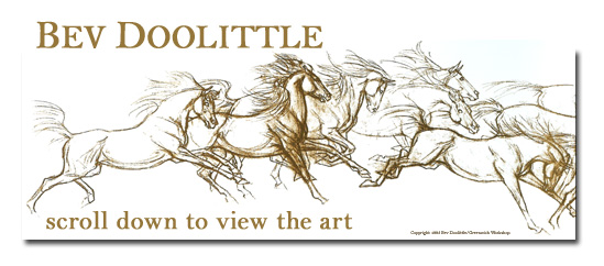 Bev Doolittle Photo